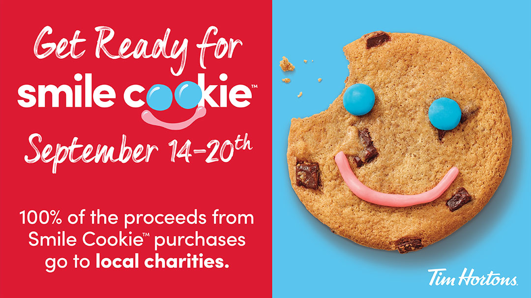Smile Cookie Campaign 2020