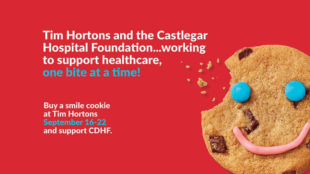 Tim Hortons Smile Cookie Campaign - 2019